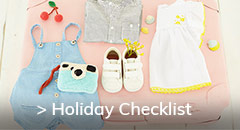 Holiday Checklist