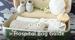 Our guide to packing your hospital bag